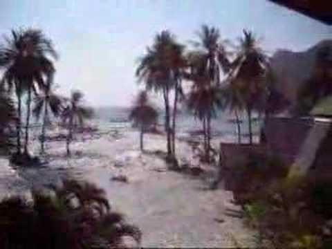 Koh Phi Phi Tsunami Video Koh Phi Phi Tsunami i