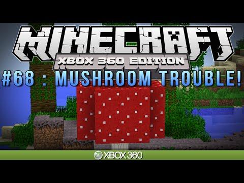 Minecraft Xbox MUSHROOM TROUBLE Survival #68