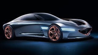 Genesis Essentia - STUNNING ELECTRIC SPORTS CAR! (2020) Just wonderful..