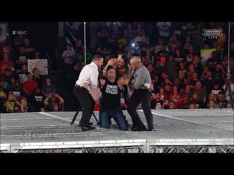 Wwe Hell In A Cell 2014 Full Show ( Wwe 2k14 ) video