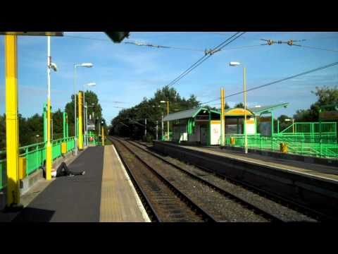 Tyne and Wear metro : Percy Main