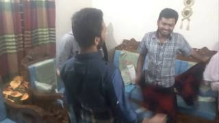 Lungi earthquake dance