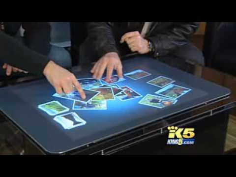 Microsoft Corporation - Amazing Touch Screen Products