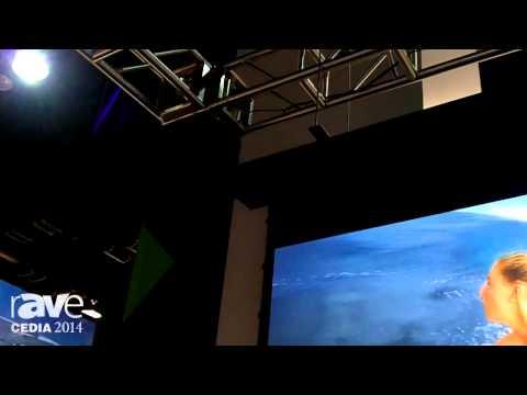 CEDIA 2014: Screen Innovations Details Slate Motorized Projection Screen