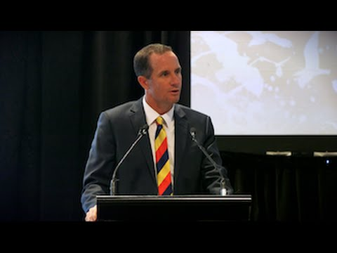 Members Meeting 2016: Don Pyke