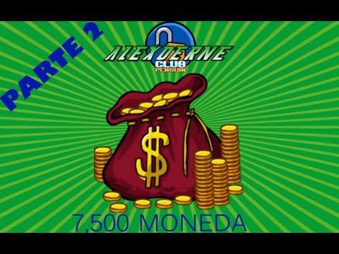 Codigo de Monedas para Club Penguin ( 7,500 Monedas ) PARTE 2