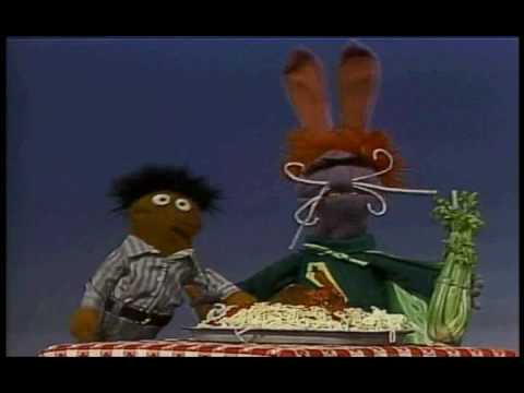 Sesame Street - Captain Vegetable