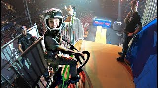 YOUNGEST KID AT NITRO CIRCUS!