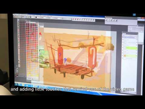 Sonic Boom: Behind the Scenes of the TV Animation
