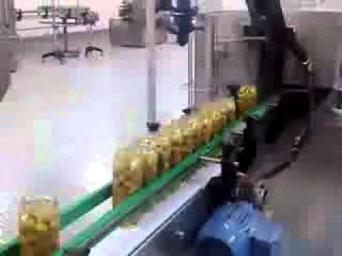 Linha de Vidro Rotativa Alfatech