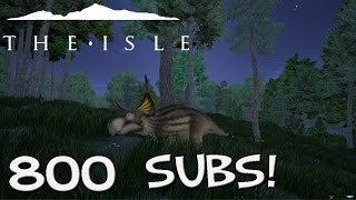 The Isle (Alpha) - 800 Subs ....Amazing