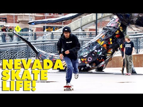 NEVADA SKATE LIFE
