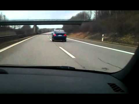 BMW 530d  M (231ps)   vs Audi A4S Line   3.0d (232ps)    0-265km