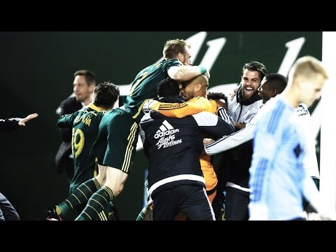 Longest penalty kick shootout in MLS Cup Playoffs  history
