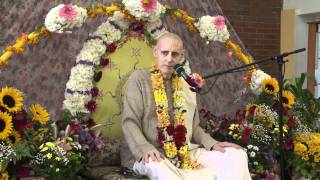 2011.10.22. Vyasa Puja part 2 Lecture HG Sankarshan Das Adhikari - Kaunas, Lithuania