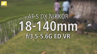 Exploring NIKKOR Lenses: Bali with the AF-S DX NIKKOR 18-140mm f/3.5-5.6G ED VR
