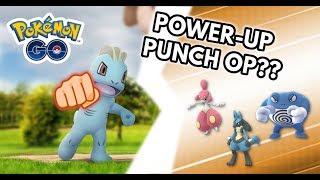 Power-Up Punch Analysis | Pokemon GO