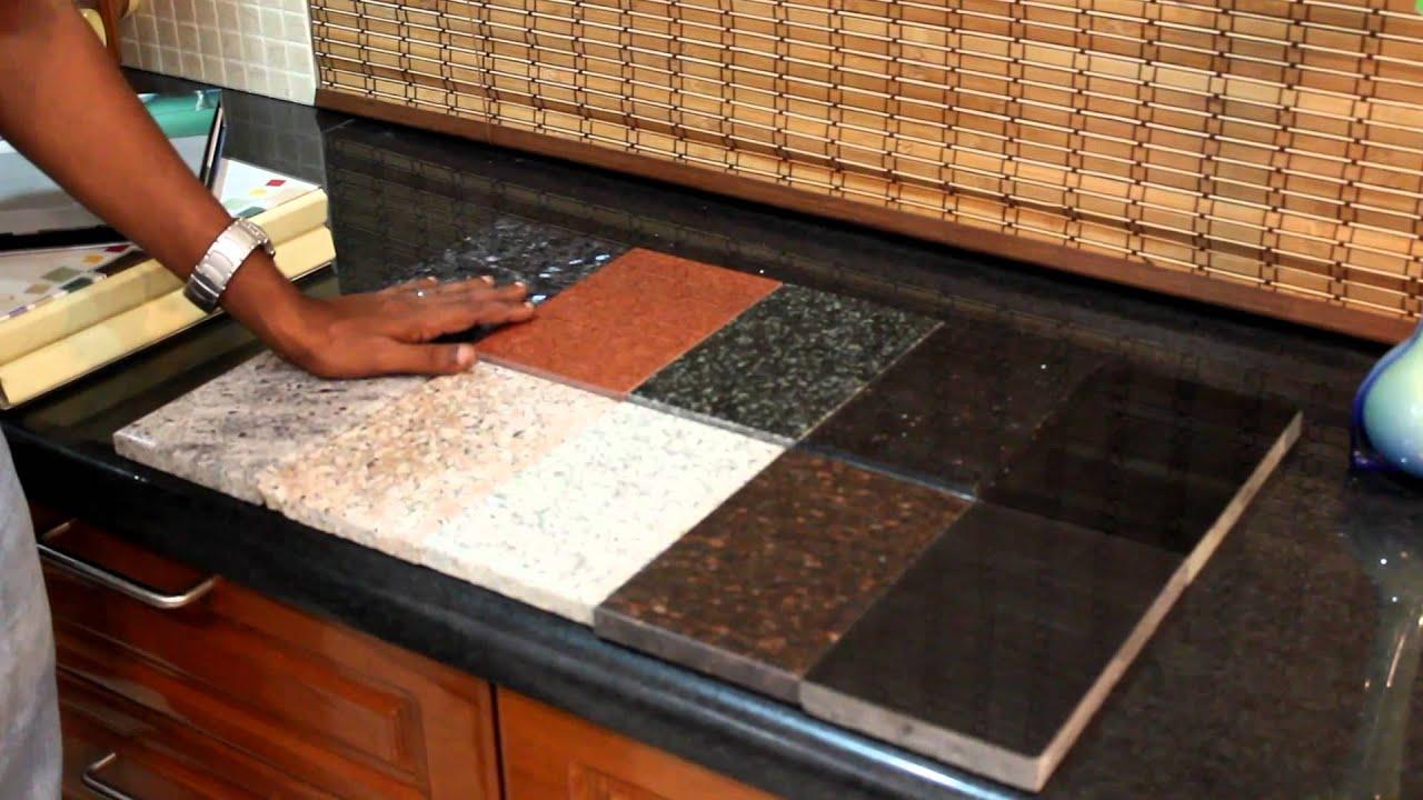 Kitchen Countertop Material Bangalore : Modular Kitchen - Indian Context - Counter Top - YouTube
