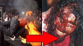 10 Most DANGEROUS WWE Moments