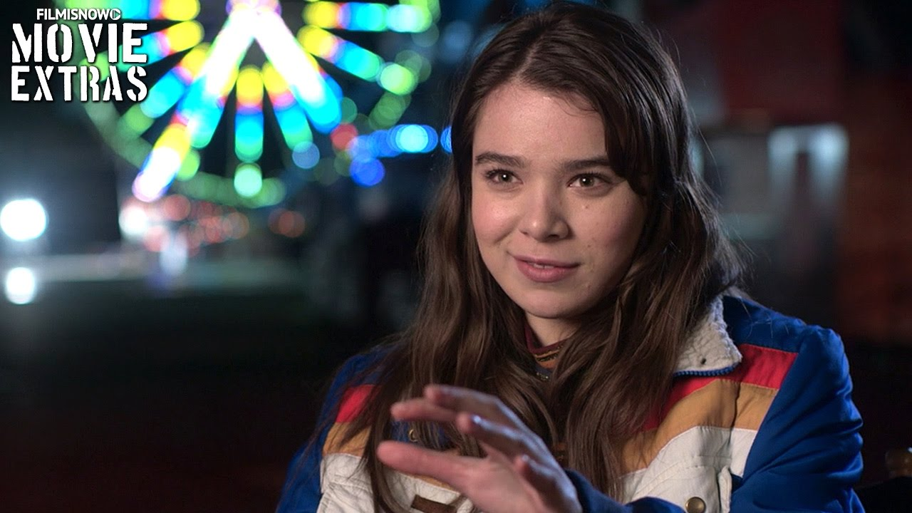 The Edge of Seventeen | On-set visit with Hailee Steinfeld 'Nadine'