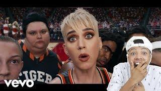 Katy Perry   Swish Swish (Official) Ft. Nicki Minaj Reaction