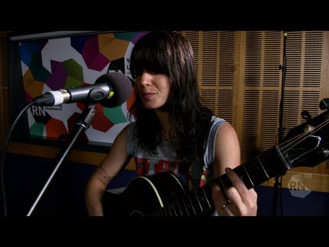 Sharon Van Etten - performance and interview [HD] Inside Sleeve, ABC Radio National