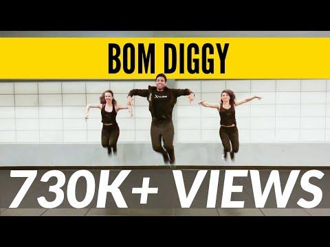 Bom Diggy | Zack Knight X Jasmin Walia | Bollywood Workout