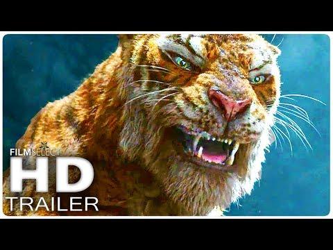 MOWGLI Trailer Italiano (2018)