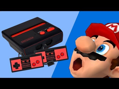 There's A New Nintendo Console… Kinda - RES Plus review