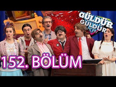 Güldür Güldür Show 152. Bölüm   SEZON FİNALİ, Full HD Tek Parça (16 Haziran)