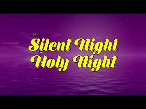 Lagu Rohani Natal Silent Night + Chord Gitar (Christmas Song)