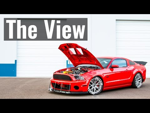 The ULTIMATE Mustang GT Build - The View Ep. 2