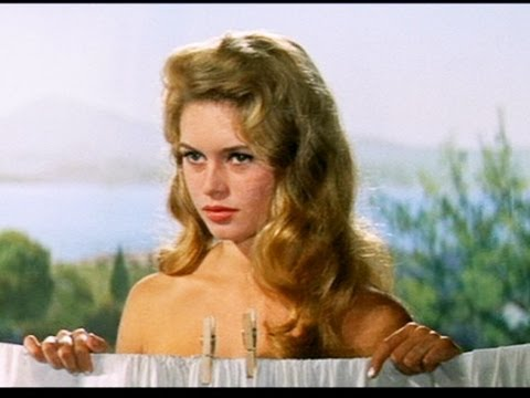 ...And God Created Woman (1956) - Official Trailer