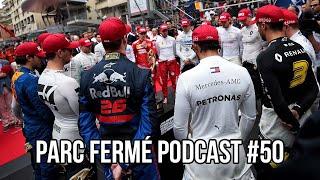 Wielki pech Kubicy, czy GP Monako nadal ma sens?   - GP Monaco 2019 - F1 Podcast #50