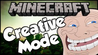 Minecraft: Trolling Little Kids | #6 (Creative Mode Griefing)