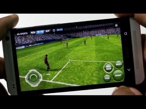 10 Best Free HD Android Games