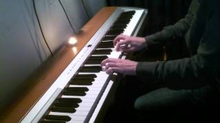 Death Note - Low of Solipsism(+SHEETS)- Piano solo