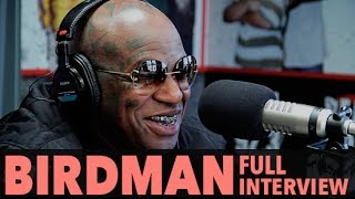 "Birdman on Feud with Lil Wayne, Rich Gang ""Lifestyle"" Parody, And More! (Full Interview) 