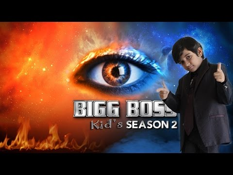 Tamashegaagi Matra (bigg Boss Kids Season - Bigg Boss Season 2 Kannada) video