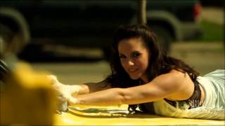 Lost Girl - Bo and Lauren and Dyson - Carwash scene 4x08