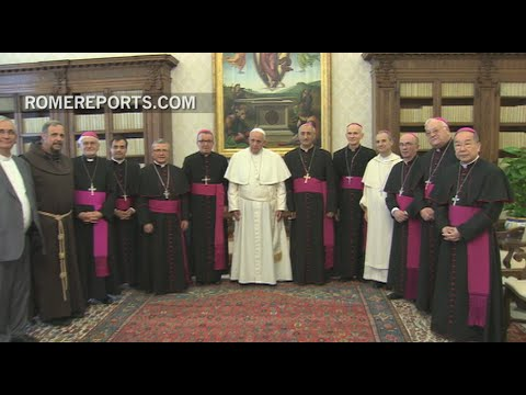 Pope thanks Church in North Africa