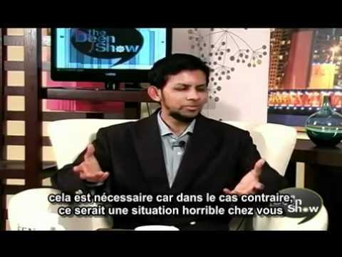 Dr. Sabeel [The Deen Show] : Dieu Existe-t-Il ? [Part.2/4]