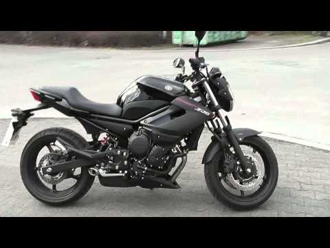 Yamaha XJ6 Model 2013 ABS - Walkaround + Soundcheck HD