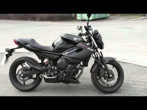Yamaha XJ6 Model 2013 ABS - Walkaround + Soundcheck HD