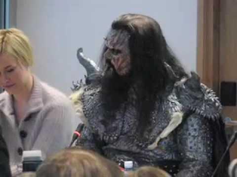 Lordi - Dark Floors - Press Conference & Global Premiere