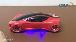 Siêu Xe Điều Khiển Từ Xa Nhào Lộn Mercedes Benz Biome 666TT01 - asun.vn