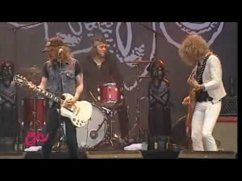 Hellacopters - Toys and Flavors (live)