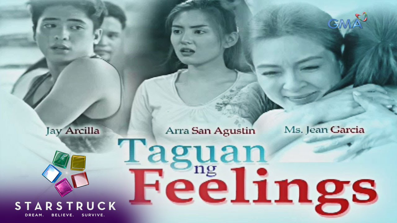StarStruck: Jay, Arra, and Jean in 'Taguan ng Feelings'