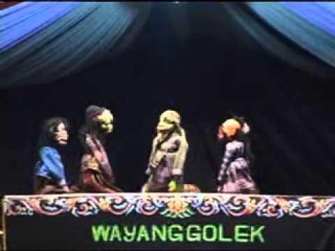 Wayang Golek - Bodoran Seuri Ngakak 01 02 video