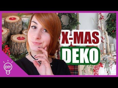Günstige Deko für Weihnachten // Haul + Tipps